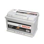 Akumulator BOSCH SILVER S5 007 - 74Ah 750A P+ - Montaż w cenie przy odbiorze w warsztacie!