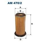 Luftfilter FILTRON AM470/2