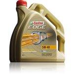 Olej CASTROL Edge Titanium FST 5W40, 4 litry