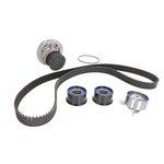 Zestaw paska rozrządu + pompa cieczy chłodzącej PowerGrip® GATES KP15408XS