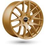 "Felga Aluminiowa 18"" DISLA Munich GOLD 5x120"