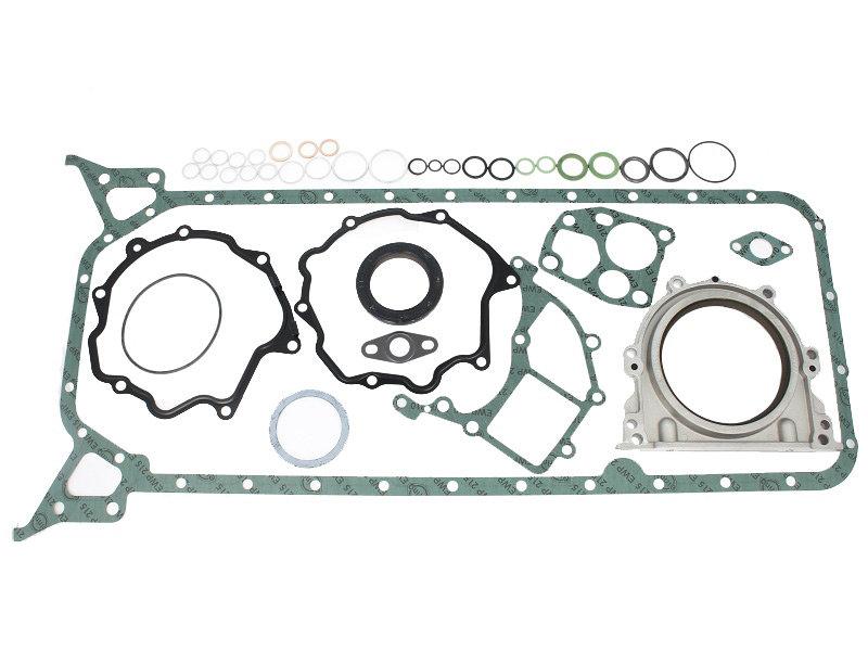 Kompletny zestaw uszczelek silnika (dół) ELRING 012.400 - darmowa dostawa do 5000 warsztatów Motointegrator Partner i 170 sklepów Inter Cars