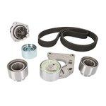 Zestaw paska rozrządu + pompa cieczy chłodzącej PowerGrip® GATES KP15602XS-1