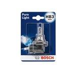 Żarówka (halogenowa) HB3 BOSCH Pure Light - blister 1 szt.