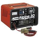 Зарядное устройство Telwin Alpine 30 Boost (Италия) - однофазное переносное устройство для зарядки аккумуляторов.