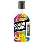 Wosk stały TURTLE WAX Color Magic Plus biały, 500 ml