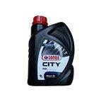 Olej LOTOS City Gas 15W40, 1 litr