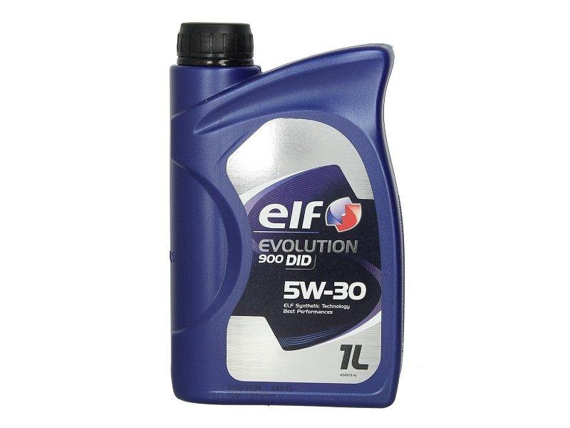 Olej silnikowy półsyntetyczny ELF EVO 900 DID 5W30 1L