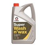 Szampon samochodowy COMMA Super Wash N Wax, 5 litrów