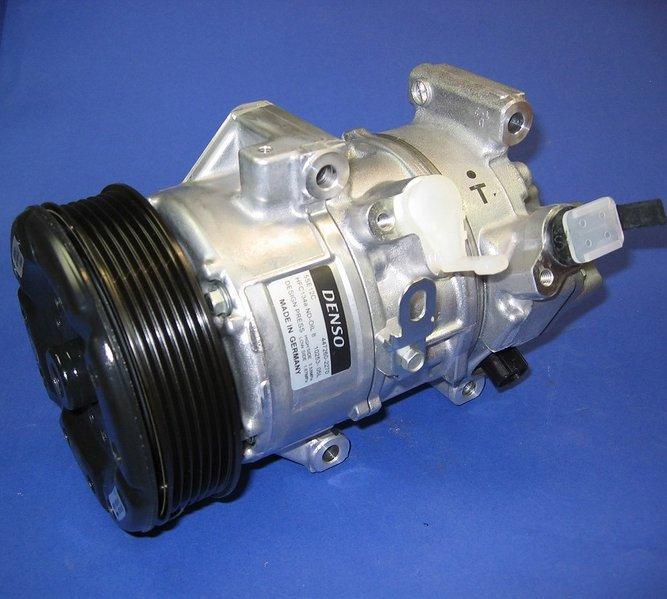 Kompresor klimatyzacji DENSO DCP50120 - darmowa dostawa do 5000 warsztatów Motointegrator Partner i 170 sklepów Inter Cars