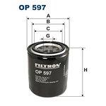 Filtr oleju FILTRON OP597