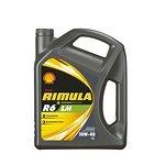 Olej syntetyczny SHELL RIMULA R6 LM 10W40, 4 litry RIMULA R6 LM 10W40 4L