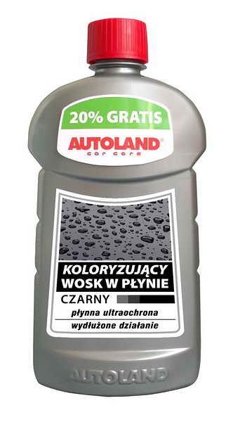 Wosk w płynie AUTOLAND ULTRAWAX czarny