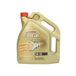 Olej CASTROL Edge Titanium FST Turbo Diesel 5W40, 5 litrów