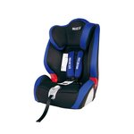 Fotelik samochodowy SPARCO F1000k 9-36 kg - niebiesko-szary