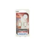 Żarówka (pomocnicza) R10W PHILIPS - blister 2 szt., cokołowa