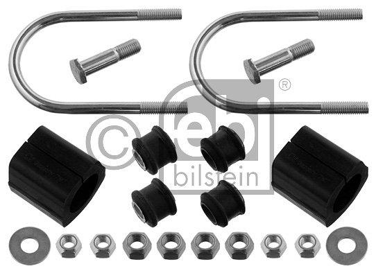 Zestaw naprawczy drążka stabilizatora przód FEBI 07196