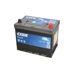 Akumulator EXIDE EXCELL EB704 - 70Ah 540A P+