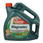 Olej CASTROL Magnatec 10W40, 4 litry
