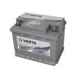 Akumulator VARTA DUAL PURPOSE AGM - 60Ah 680A P+