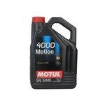 Olej MOTUL 4000 Motion 15W40, 5 litrów