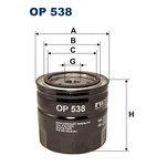Filtr oleju FILTRON OP538