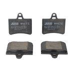 Ceramiczne klocki hamulcowe JURID WHITE 573028JC