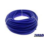 Przewód podciśnienia silikonowy TurboWorks Black 4mm x 100cm