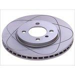 Tarcza ATE Power Disc BMW E30 przód 24.0322-0122.1