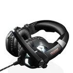 Słuchawki z mikrofonem MODECOM  MDC 849-SHIELD