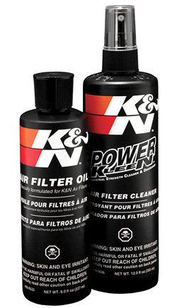 Zestaw do czyszczenia filtrów powietrza K&N 99-5050