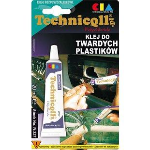 Klej specjalny TECHNICQLL Polychloride, 20 ml