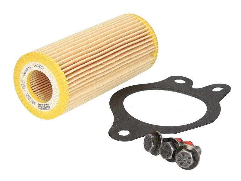 Filtr hydrauliki skrzyni biegów MANN FILTER HU 721 x KIT - darmowa dostawa do 5000 warsztatów Motointegrator Partner i 170 sklepów Inter Cars