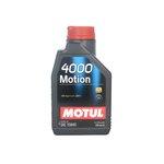 Olej MOTUL 4000 Motion 15W40, 1 litr