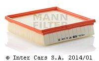 Filtr kabiny MANN FILTER CU 2184