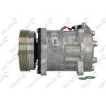 Kompresor klimatyzacji NISSENS 89203