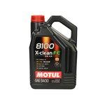 Olej MOTUL 8100 X-clean 5W30, 5 litrów
