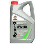 Olej COMMA Syner-G 5W40, 5 litrów