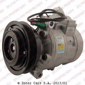 Kompresor klimatyzacji DELPHI TSP0159315