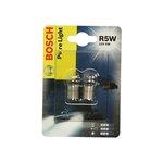 Żarówka (pomocnicza) R5W BOSCH Pure Light - blister 2 szt., cokołowa