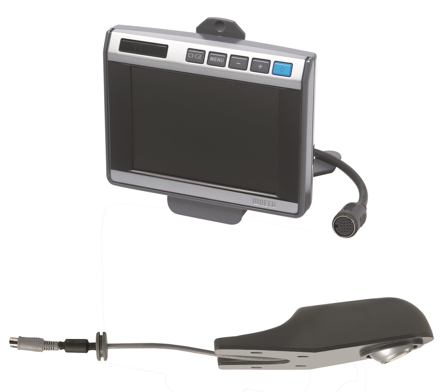 System kamer cofania WAECO PerfectView RVS530