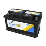 Akumulator CARTECHNIC ULTRA POWER 80Ah 740A P+
