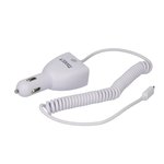 Ładowarka z gniazda zapalniczki micro USB + 2 gniazda USB