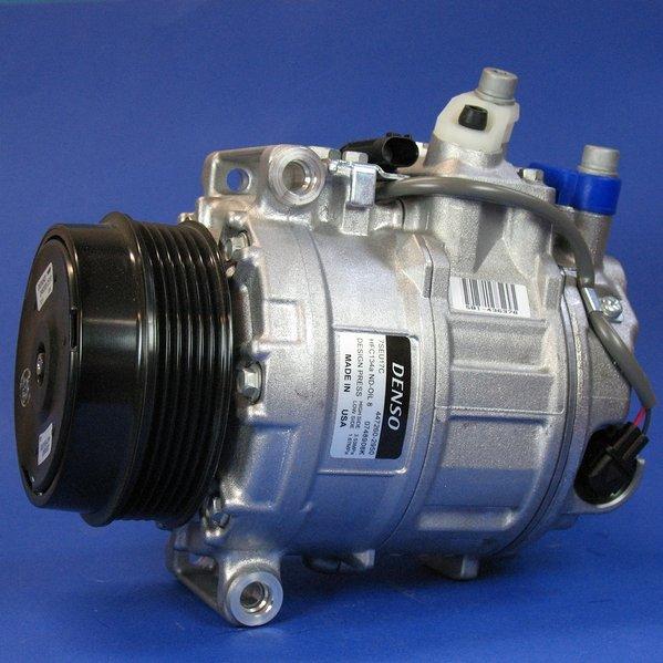 Kompresor klimatyzacji DENSO DCP17060 - darmowa dostawa do 5000 warsztatów Motointegrator Partner i 170 sklepów Inter Cars
