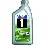 Olej MOBIL 1 ESP Dexos 0W40, 1 litr