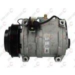 Kompresor klimatyzacji NISSENS 89132