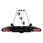Uchwyt rowerowy na hak holowniczy THULE EURO CLASSIC G6 LED - 929 na 3 lub 4 rowery