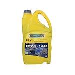 Olej przekładniowy mineralny RAVENOL EPX 85W140 GL-5, 4 litry