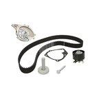 Zestaw paska rozrządu + pompa cieczy chłodzącej PowerGrip® GATES KP25578XS
