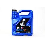 Olej przekładniowy syntetyczny ELF Tranself NFJ 75W80, 5 litrów